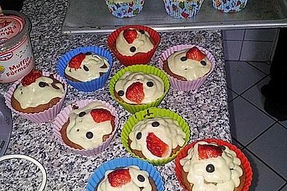 Muffins mit Schokosplittern 31