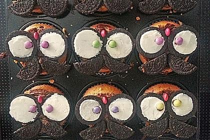 Muffins mit Schokosplittern 20