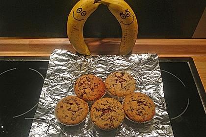 Muffins mit Schokosplittern 15