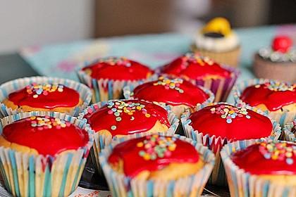 Muffins mit Schokosplittern 7