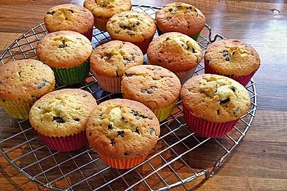 Muffins mit Schokosplittern 18