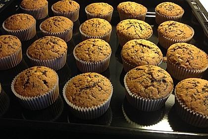 Muffins mit Schokosplittern 6