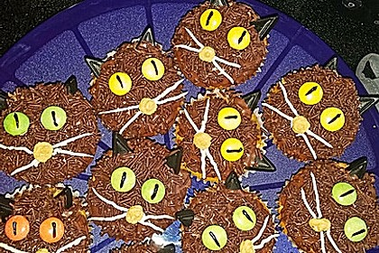 Muffins mit Schokosplittern 2