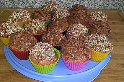 Muffins mit Schokosplittern 46