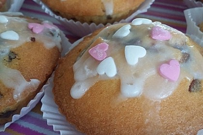 Muffins mit Schokosplittern 51