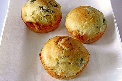 Focaccia - Muffins 3