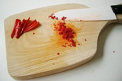 Sauerkirsch - Schoko - Marmelade - mit Chili 2