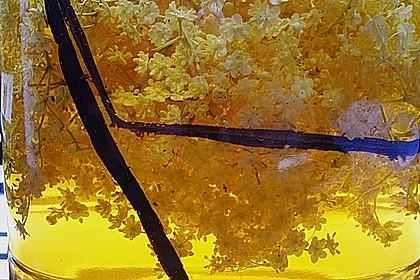 Holunderblüten - Apfel Gelee 2
