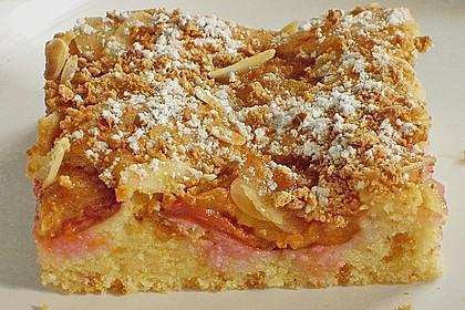 Zwetschgen - Amarettini - Kuchen 3