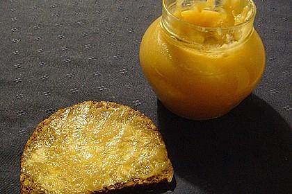 Apfel - Marzipan - Marmelade mit Amaretto 6