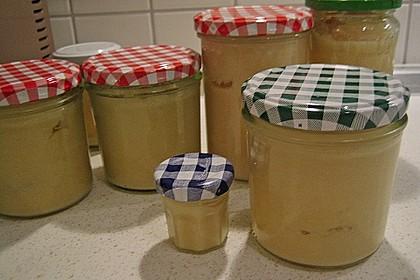 Apfel - Marzipan - Marmelade mit Amaretto 14