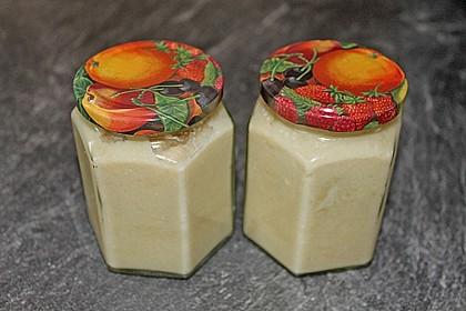 Apfel - Marzipan - Marmelade mit Amaretto 7
