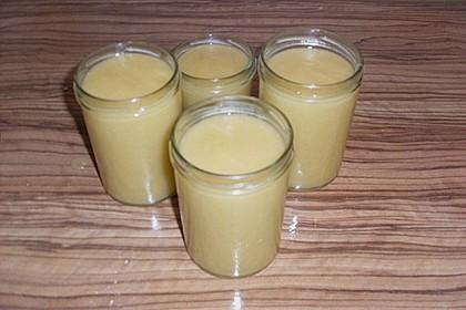 Apfel - Marzipan - Marmelade mit Amaretto 15