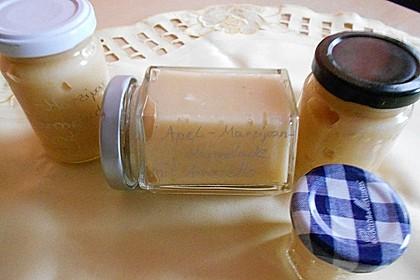 Apfel - Marzipan - Marmelade mit Amaretto 13