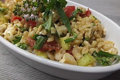 Knackiger Ebly - Salat 2