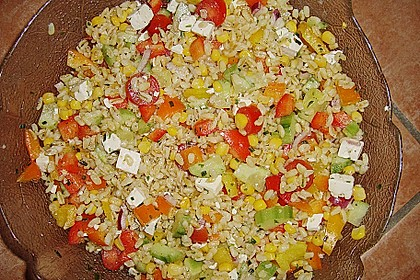 Knackiger Ebly - Salat 10