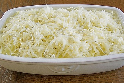 Klassisches Kartoffelgratin 2