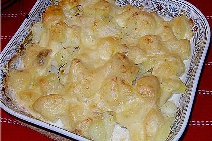 Klassisches Kartoffelgratin 0