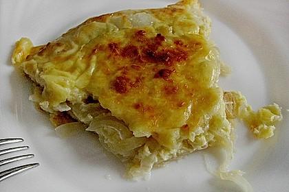 Käse - Zwiebel - Kuchen 1