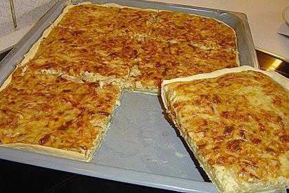 Käse - Zwiebel - Kuchen