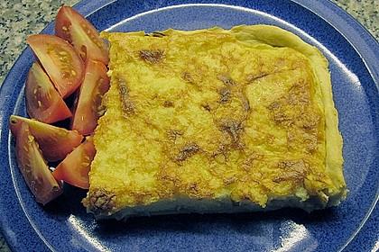 Käse - Zwiebel - Kuchen 3