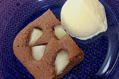 Birnen - Brownies 5