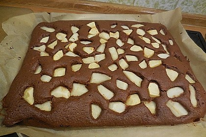 Birnen - Brownies 7