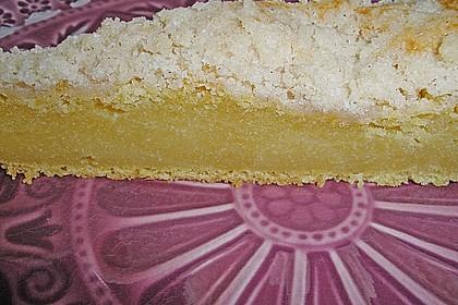Kürbis Pie - Kuchen mit Walnuss - Streuseln 38