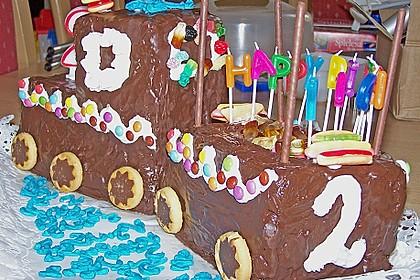 Geburtstagszug 135