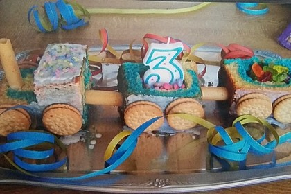 Geburtstagszug 168