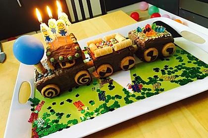 Geburtstagszug 33