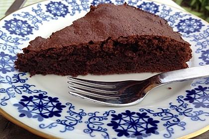 Torta al cioccolato morbide 3