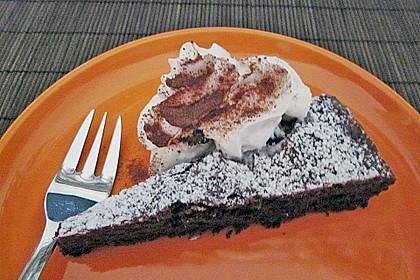 Torta al cioccolato morbide 28