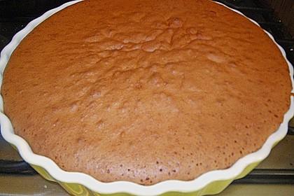 Torta al cioccolato morbide 31