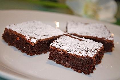 Torta al cioccolato morbide 6