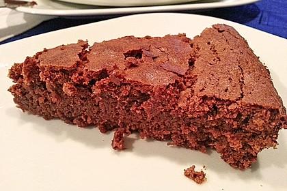 Torta al cioccolato morbide 27