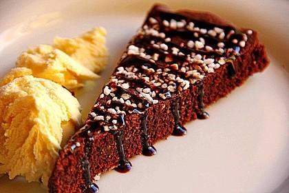 Torta al cioccolato morbide