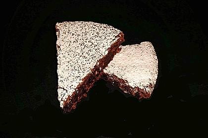 Torta al cioccolato morbide 15