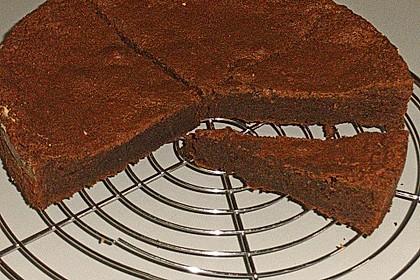 Torta al cioccolato morbide 12