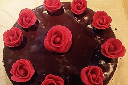 Torta al cioccolato morbide 19