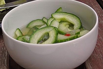 Thai - Gurkenrelish - ajat thaeng gwa 2