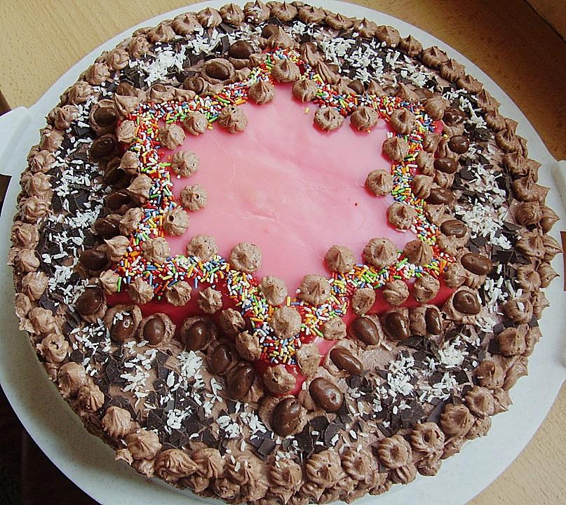 Weihnachts - Punsch - Schoko - Torte von mima53   Chefkoch.de
