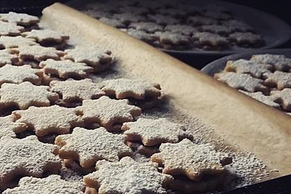 Butterplätzchen - Weihnachtsplätzchen 56