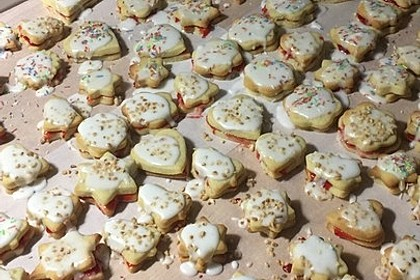 Butterplätzchen - Weihnachtsplätzchen 38