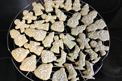 Butterplätzchen - Weihnachtsplätzchen 12