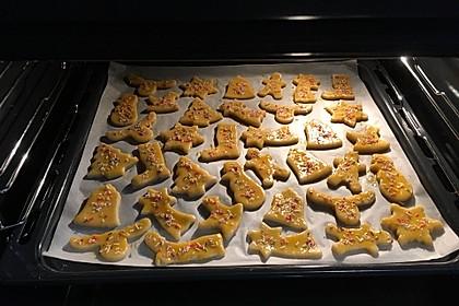 Butterplätzchen - Weihnachtsplätzchen 55