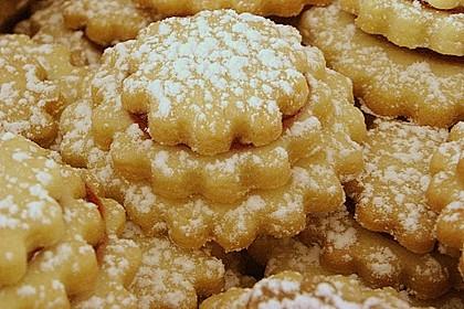 Butterplätzchen - Weihnachtsplätzchen 14