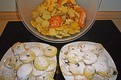 Butterplätzchen - Weihnachtsplätzchen 82