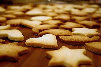 Butterplätzchen - Weihnachtsplätzchen 39