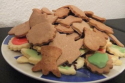 Butterplätzchen - Weihnachtsplätzchen 79